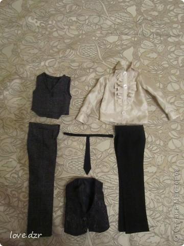 Рубашка и жилет. фото 6