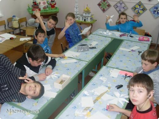 Стараниями 5 класса, благодаря идеям Страны мастеров! фото 2