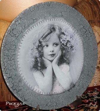 """Увидела я у Настиной бабушки кружевные тарелочки и """"заболела""""... Я понимаю, что мне до неё далеко, но... очень захотелось. фото 2"""