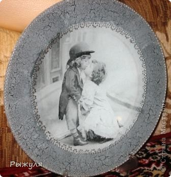 """Увидела я у Настиной бабушки кружевные тарелочки и """"заболела""""... Я понимаю, что мне до неё далеко, но... очень захотелось. фото 4"""