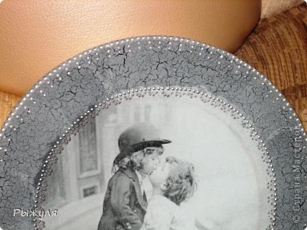 """Увидела я у Настиной бабушки кружевные тарелочки и """"заболела""""... Я понимаю, что мне до неё далеко, но... очень захотелось. фото 5"""