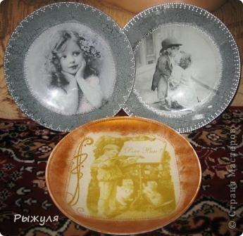 """Увидела я у Настиной бабушки кружевные тарелочки и """"заболела""""... Я понимаю, что мне до неё далеко, но... очень захотелось. фото 1"""