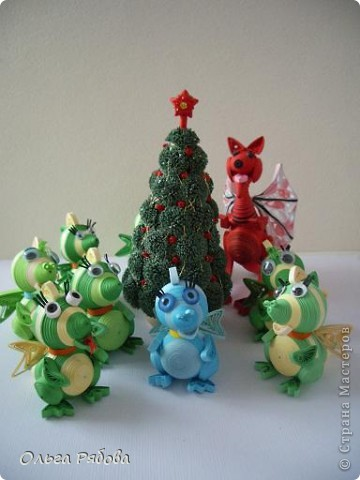 Сибирский драконий хор в полном составе к встрече Нового года готов! фото 10