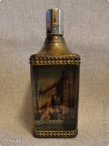 Бутылка-графин фото 2