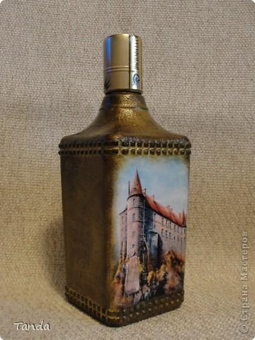 Бутылка-графин фото 3