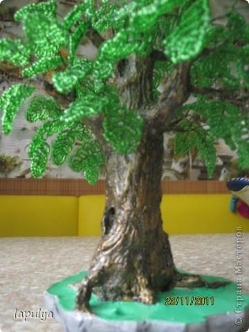 У лукоморья дуб зеленый,