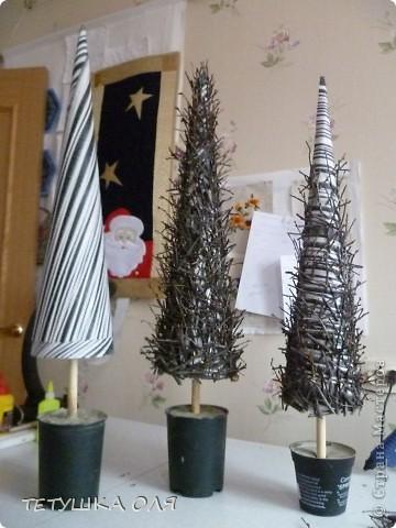 Эти елочки- для украшения дома. фото 2