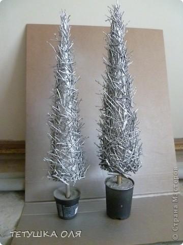 Эти елочки- для украшения дома. фото 4
