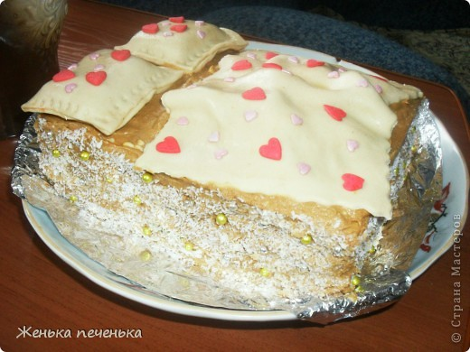 торт мішка фото