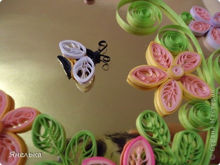 """Всем доброго времени суток! Очень понравились ажурные цветы """"на расческе"""", да так, что накрутила на целую поляну :) Училась по отличному МК Аксаны Джепбаровой, за что ей большое спасибо https://stranamasterov.ru/node/239637?c=favorite  фото 5"""