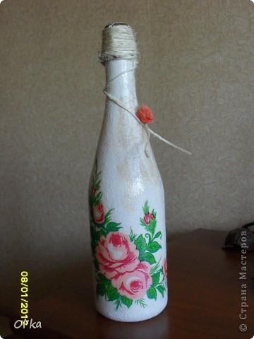 Здравствуйте! Хочу показать Вам мой подарок на День рождения любимой Тётушке. Первый раз делала ключницу. фото 7