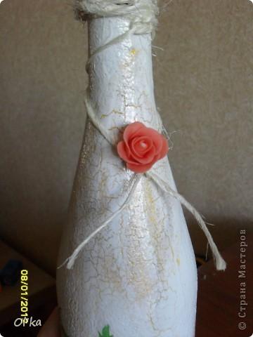 Здравствуйте! Хочу показать Вам мой подарок на День рождения любимой Тётушке. Первый раз делала ключницу. фото 8