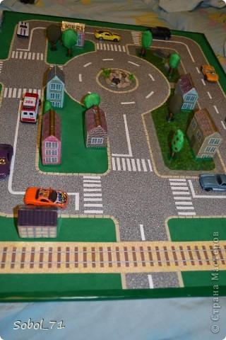 Макеты правила дорожного движения своими руками