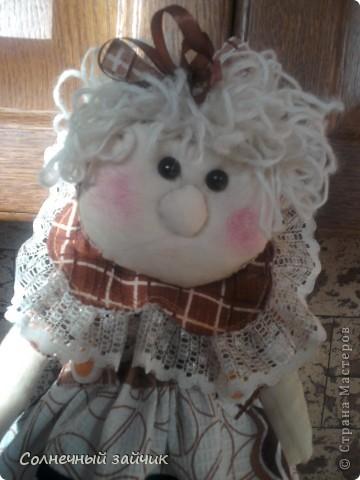 Куколка - пакетница. фото 1