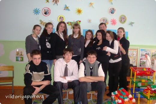 """На уроках проектной деятельности учащиеся 11 класса выбрали тему проекта """"Оформление группы детского сада в технике модульного оригами"""". На сборку модулей и самих работ ушло около 2-х месяцев фото 12"""