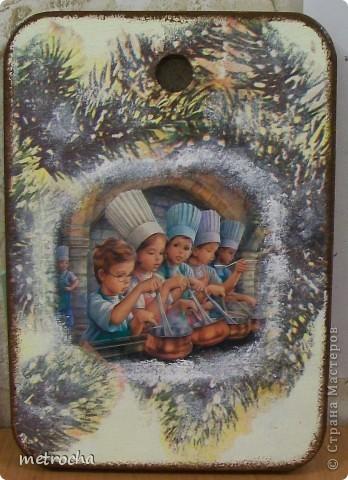 Декор предметов Свит-дизайн Новый год Декупаж Мой первый Новогодний наборчик Бутылки стеклянные Дерево Коробки Салфетки