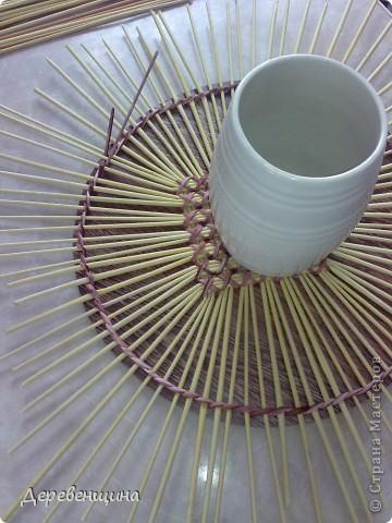 Поделка изделие Плетение Идея