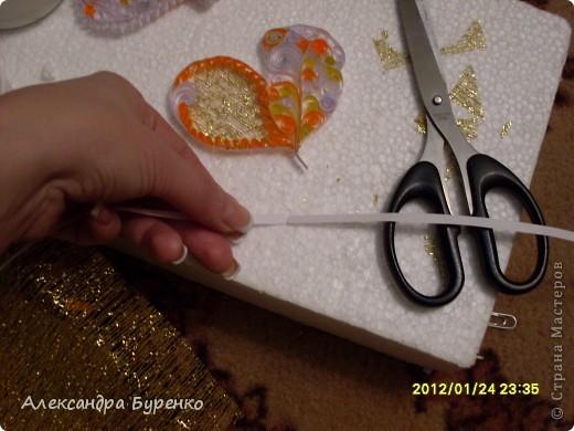 Дорогие жители Страны Мастеров представляю свой первый мастер-класс по созданию ажурной валентинки. фото 36