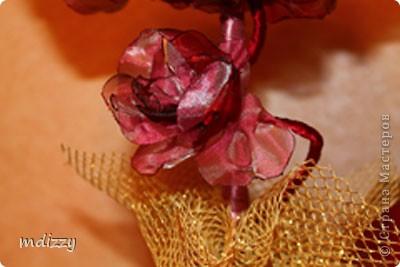 Цветочный Топиарий (Мой первый) фото 4