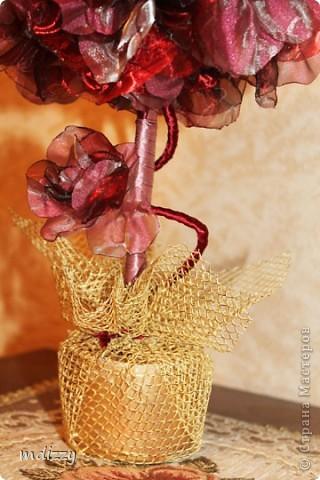 Цветочный Топиарий (Мой первый) фото 2