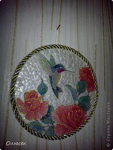 Привет всем, кто заглянул в гости! Продолжаю свой фотоотчет по новогодним подаркам :) Вот очередной бамбуковый коврик. Ура!складок уже все меньше! фото 24