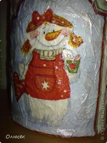 Привет всем, кто заглянул в гости! Продолжаю свой фотоотчет по новогодним подаркам :) Вот очередной бамбуковый коврик. Ура!складок уже все меньше! фото 19