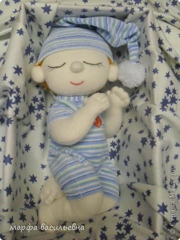 Куклы Шитьё Тимошка Пряжа Ткань фото 4