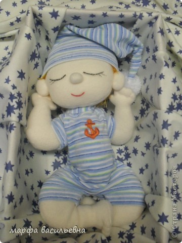 Куклы Шитьё Тимошка Пряжа Ткань фото 5