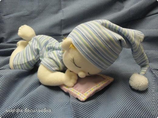Куклы Шитьё Тимошка Пряжа Ткань фото 8