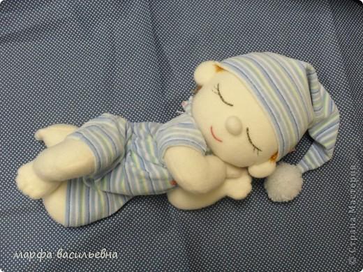 Куклы Шитьё Тимошка Пряжа Ткань фото 9