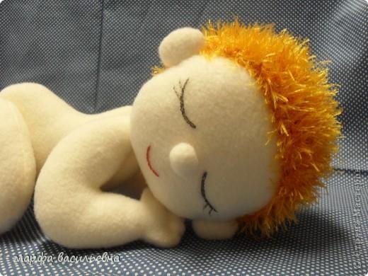 Куклы Шитьё Тимошка Пряжа Ткань фото 2