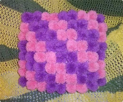 Фото воздушная подушка своими руками