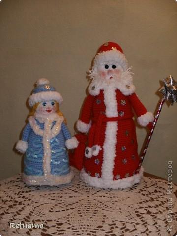 Дед  Мороз фото 5