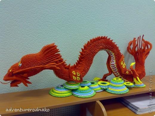 модульное Красный дракон