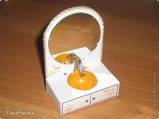 Как сделать Умывальник для кукол. DIY. How to make a