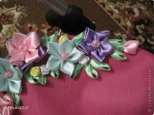 Моей младшей доченьке на день рождения крестная подарила коляску для куклы. ...Мне чего-то в ней не хватало... фото 3