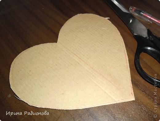 Мастер-класс Поделка изделие Валентинов день дерево любви двустороннее ЧАСТЬ 1 Бусинки Кружево Ленты Тесьма шнур фото 3