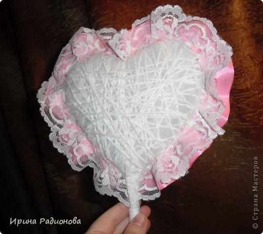 Мастер-класс Поделка изделие Валентинов день дерево любви двустороннее ЧАСТЬ 2 фото 6