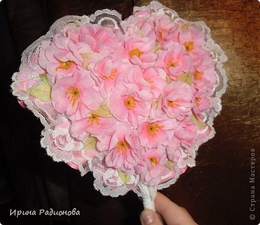 Мастер-класс Поделка изделие Валентинов день дерево любви двустороннее ЧАСТЬ 2 фото 8