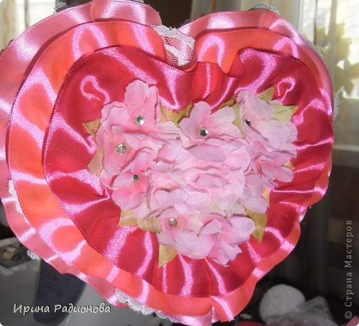 Мастер-класс Поделка изделие Валентинов день дерево любви двустороннее ЧАСТЬ 2 фото 10