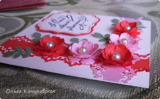 Вот и мы подготовились праздновать День всех влюбленных!!! Мастерили с дочкой открытки, украшали окна.... Результатом довольны!  фото 17