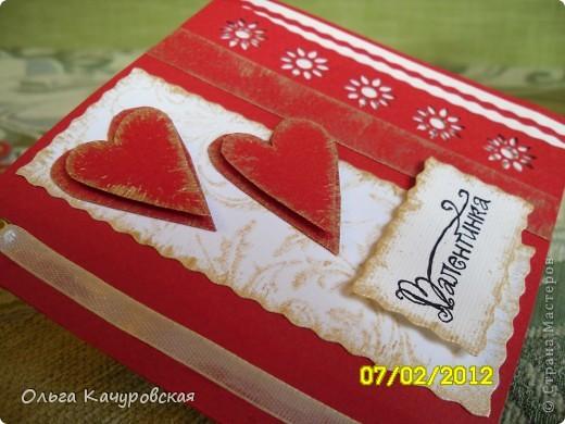 Вот и мы подготовились праздновать День всех влюбленных!!! Мастерили с дочкой открытки, украшали окна.... Результатом довольны!  фото 12