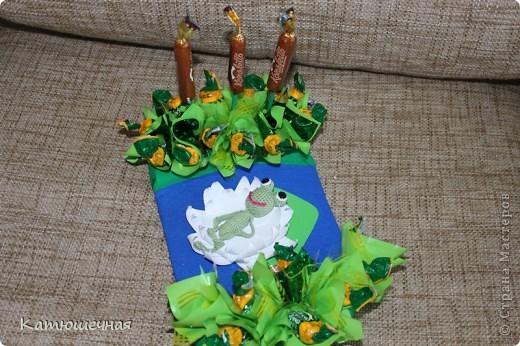Лягушонок на болотце фото 1