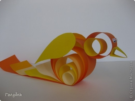 Изделия из бумаги для 3 класса