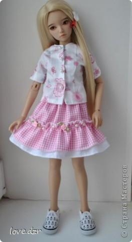 кукла 45см.Бжд. фото 3