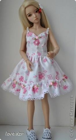 кукла 45см.Бжд. фото 2