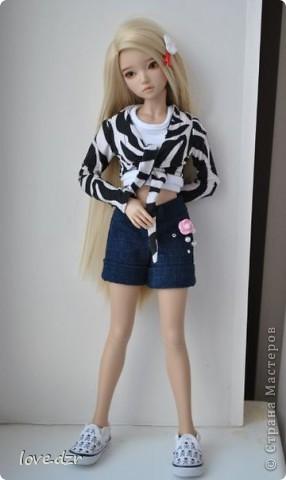 кукла 45см.Бжд. фото 4