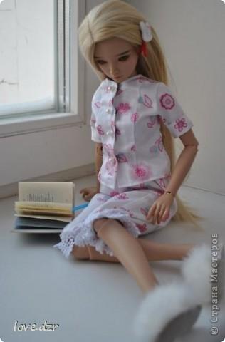 кукла 45см.Бжд. фото 5