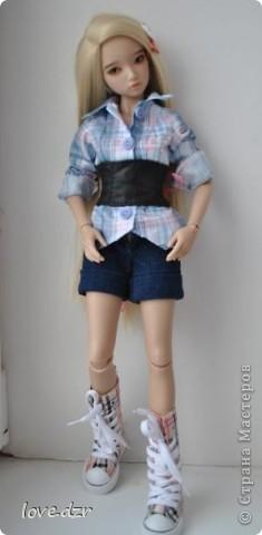 кукла 45см.Бжд. фото 7