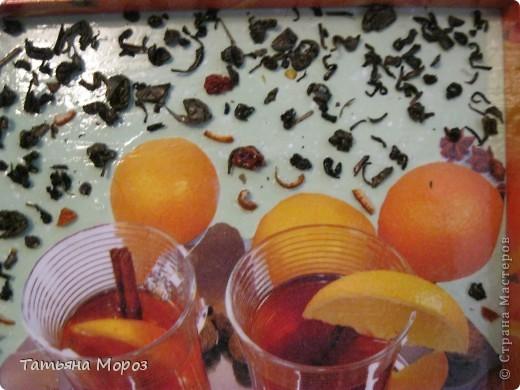 """Панно """"Чай  вдвоем"""" фото 3"""